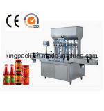 Автоматическая Piston-Type машина завалки жидкости/затира