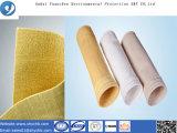 Sac de filtre à collecteur de poussière Sac de fibre P84