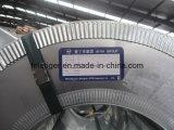 Heißer eingetauchter galvanisierter Stahl (Gi) DC54D+Z, St06z, DC54D+Zf