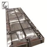 Galvanisiertes Stahl (GI) runzelte Dach-Blatt