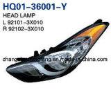 سيارة مصباح رئيسيّة لأنّ [هوندي] [إلنتر/فنت] [أوسا] 2011-2013 ([92101-3إكس010/92101-3إكس020/92101-3000/92101-4ف000])