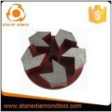 10コンクリートのためのセグメント8mm厚さのダイヤモンドの粉砕ディスク
