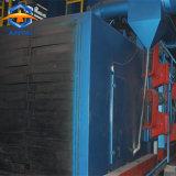 Q69 H Structure en acier passent par type de rouleau grenaillage Machine
