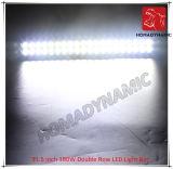 LEIDENE van de Rij van de LEIDENE Duim van de Auto Lichte 31.5 180W Dubbele Lichte Staven voor leiden SUV van het Licht van de Weg en LEIDEN DrijfLicht
