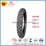 Motorrad-Gummireifen weg von Straßen-Reifen 2.75-21 3.00-17