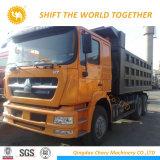 Sinotruk HOWO 6 x 4ダンプカートラックの重いダンプトラック
