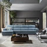 Tejido ajustable sofá esquina