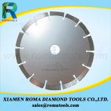 Las hojas de sierra de diamante con segmentos de Romatools Arix