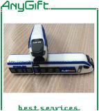 O PVC em forma de trem stick USB com Chip One-Class