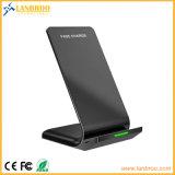 Top Ventas OEM Qi soporte de carga inalámbrica rápida para teléfonos inteligentes