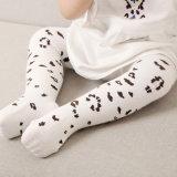 Van het Katoenen van de Kinderen van de baby de Legging Af:drukken van de Luipaard (TA608)