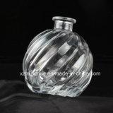 Frasco de vidro do difusor do perfume com tampão de parafuso
