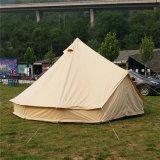 Camping unique de luxe en toile de coton Tente Tipi Tente étanche