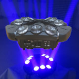 9 * 10W LED CREE LED Lighting Spider Moving Head Light