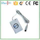 Programa de lectura caliente Sdk libre del USB 13.56MHz NFC de la venta RFID para el sistema del control de acceso de la tarjeta
