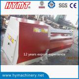 Máquina de rolamento de dobra hidráulica universal da placa W12S-20X3200 de aço