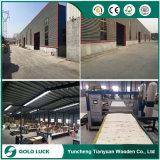 Bom uso Blockboard da construção do mercado 18mm de Globla da exportação do preço