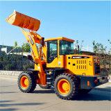 Vente de prix bas chargeur de roue de 2 tonnes fabriqué en Chine