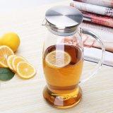 Glaswasser-Krug-Glaswasser-Krug-Glasgetränk-Krug-Glasware-Glas-Krug anpassen