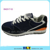 Hot Sale PU Materails chaussures de course de la marque