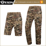 7 das cores calças táticas da caça do combate removível seco ao ar livre rapidamente