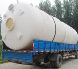 Chemical Barrels 100 Tons Vertical Chemical PE tanque