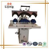 Shirt Máquina de passar roupa, Máquina de imprensa de vapor, Lavandaria Ironer