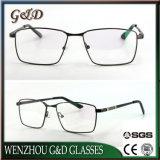 Monocolo 2018 telaio dell'ottica Eyewear del grande del prodotto di qualità di vetro del metallo