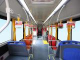 새로운 디자인 직업적인 공급 Sunlong 잡종 시 버스 (Slk6129ah5)