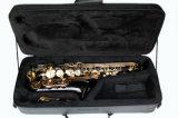 Hanhai Music / Black Eb Key Alto Saxophone