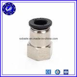 Aluminiumschnellkupplungs-Befestigungs-Plastikrohranschlüsse