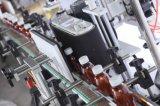 シロップの液体の注入口のシーラーのふた締め機機械のための薬剤装置