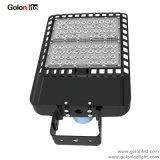 Luminária de área de LED 130lm/W 200W LED 150W caixa de sapato para Luzes de Estacionamento