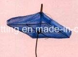 Quadratisches Shape Blue Pearl Net für Pearl und Oyester