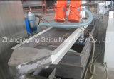 Неныжная пленка PE фермы задавливая мыть рециркулирующ машину