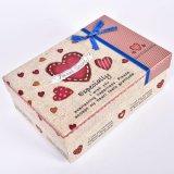 Caja de papel de embalaje de regalo personalizado tarta de cumpleaños de la bolsa de embalaje