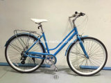 Stadt-Fahrrad des Legierungs-Rahmen-7speed, hinteres Fahrrad des Kreuzer-7speed,
