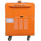 5kw de gemakkelijke lucht-Koelende Diesel Reeks van de Generator