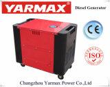 Yarmax 4.55kw 5.5kw Genset diesel ultra silencieux avec prix Ym7000t d'usine d'OEM de la CE ISO9001 le meilleur