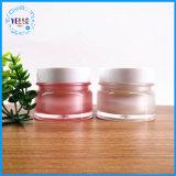 Luxe om de Kosmetische Plastic Container van de Kruik voor Room