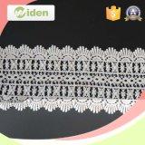 Шнурок утески флористической ткани шнурка химически для платья венчания
