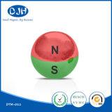 Hohe Leistung gesinterte Neodym-Magnet-Kugel für Schmucksachen
