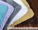 100%年のポリエステルによって房状にされている居間または浴室または床または領域敷物