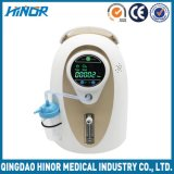 Inyección de cosmética facial cosmética de oxígeno de la máquina