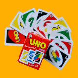 Preiswerte Preis-Papier-Kind-pädagogische Karten-Spielkarten