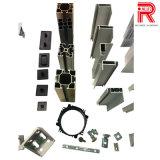 Extrusion profiles en aluminium/aluminium pour l'affichage produit du châssis