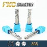 Fxc Metal-Cutting CNC 공구 알루미늄 끝 선반