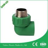 Riscaldatore di acqua del tubo di PPR migliore e del tubo della stufa di prezzi della fabbrica dei montaggi