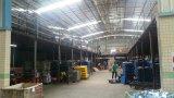 70X80mm White Nylon Forklift Caster mit Ball Bearing