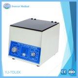 Centrifugeuse de laboratoire semi-automatique de basse pression